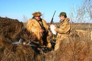 Некоторые нюансы гусиной охоты