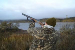 Как лучше охотиться на утку?