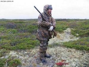 Особенности весенней охоты на гуся