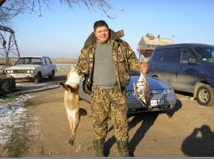 Учимся мастерству охоты на гусей